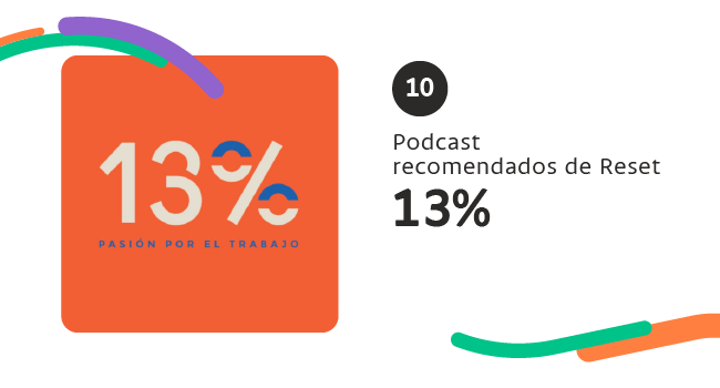 13% podcast