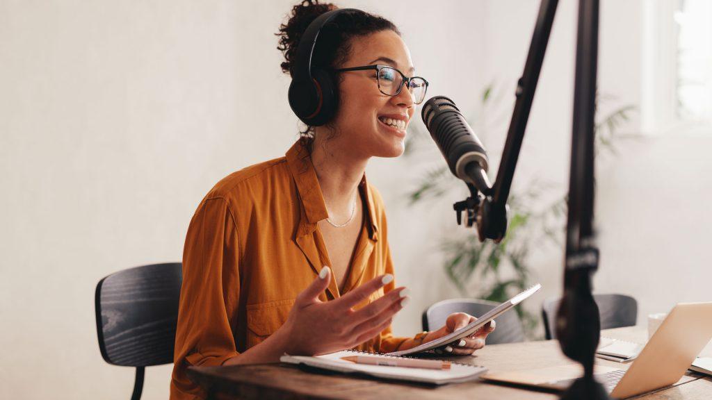 podcast en marketing